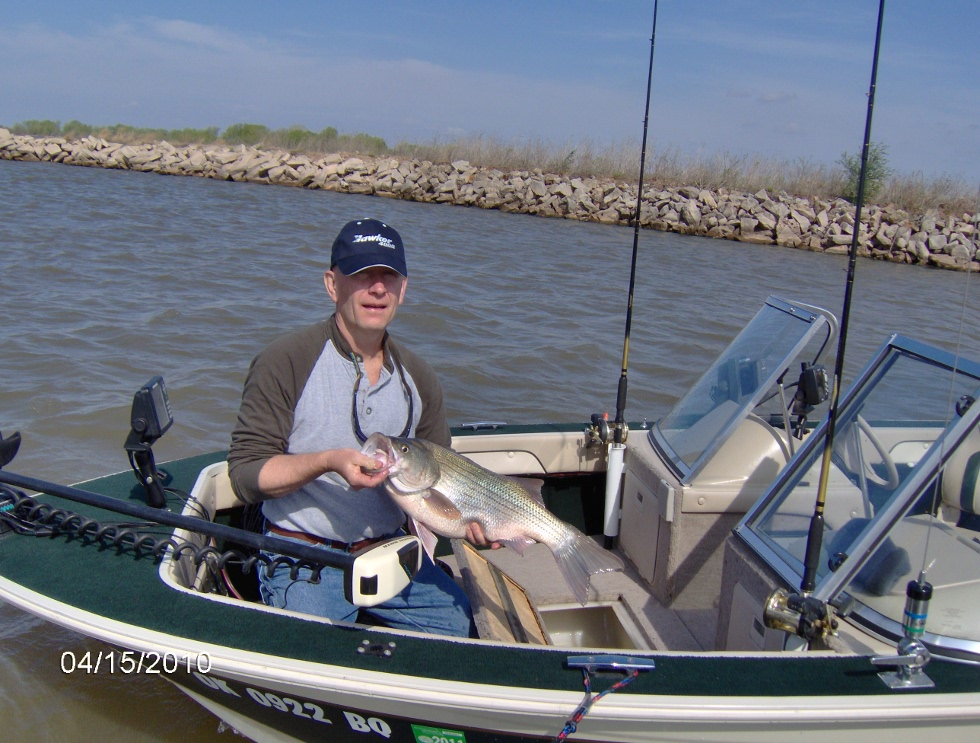 kansas fishing report reports from anglers