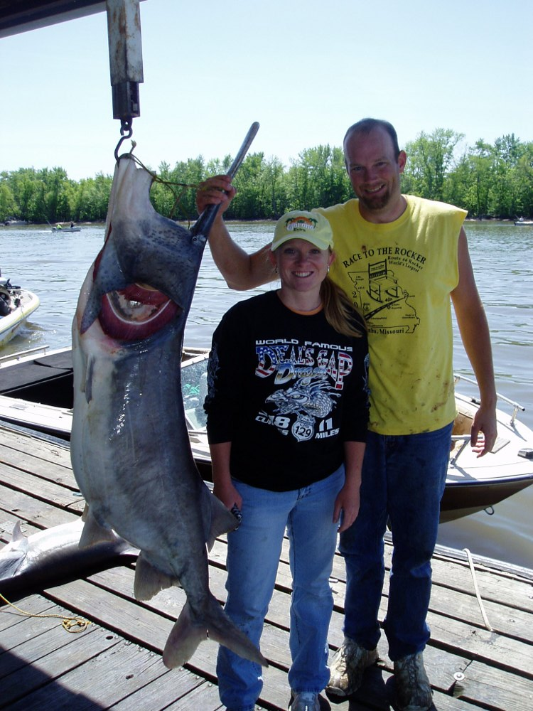Missouri fishing report from anglers jan may 2012 for Fishing report lake of the ozarks