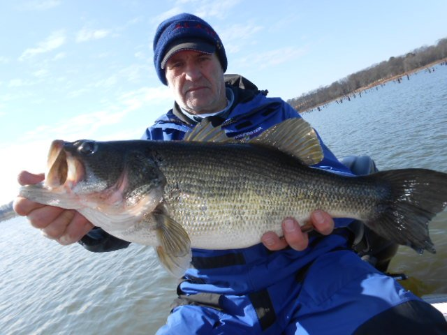 Texas fishing report from anglers for Texas fishing reports