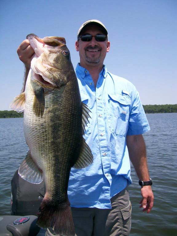 Texas fishing report from anglers 2008 for Tx fishing report