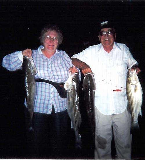 Kansas fishing report from anglers april june 2002 for Cheney lake fishing report