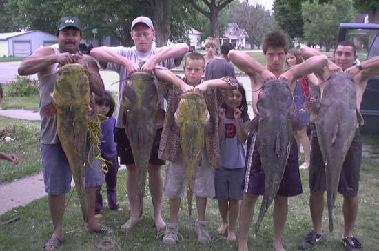 Iowa fishing report from anglers for Iowa fishing lakes