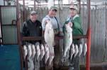 Oklahoma fishing report from anglers 2004 for Oklahoma fishing report from anglers