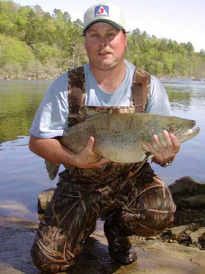 Fishing photo gallery bass for Trout fishing in kansas