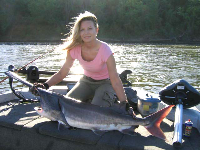 oklahoma fishing report from anglers 2006
