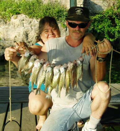 Missouri fishing report from anglers june july 2006 for Truman lake fishing report