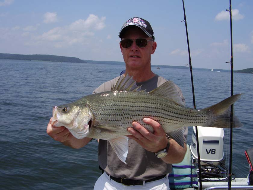oklahoma fishing report from anglers 2007