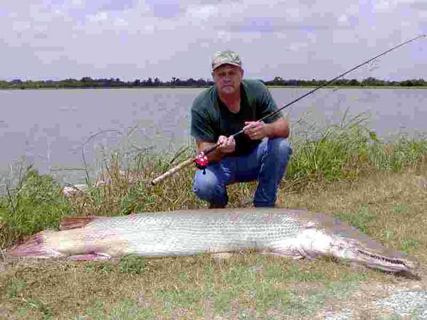 Oklahoma fishing records for Kansas fish records
